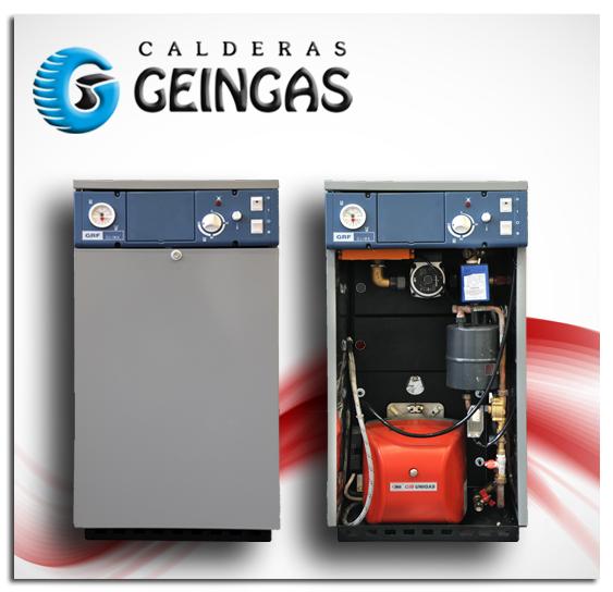 Calderas de gasoil para calefaccion finest perfect k u - Calderas gasoil precios ...
